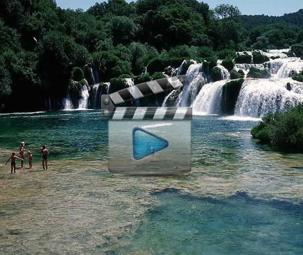 Nacionalni park Krka - Smještaj Apartmani Udovičić - Biograd - Sv. Filip i Jakov