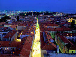 Kraljevski grad Zadar - Apartmani Udovičić Sv. Filip i Jakov