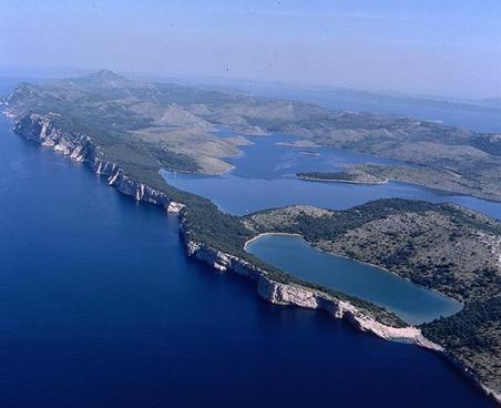 Iznajmljivanje apartmana Sv. Filip i Jakov - Nacionalni park Kornati