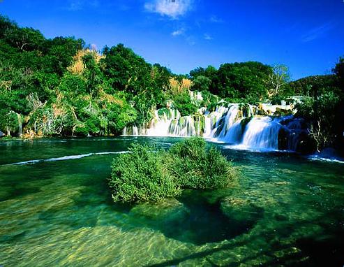 Privatni smještaj Sv. Filip Jakov - Nacionalni park Krka
