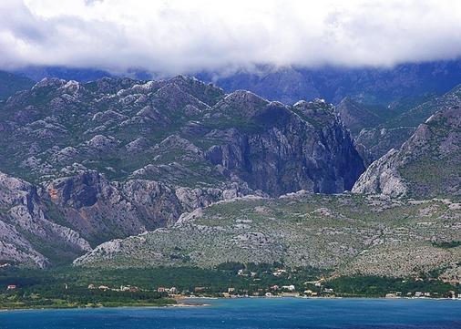 Privatni smještaj Sv. Filip Jakov - Nacionalni park Paklenica