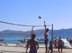 Odbojka na pijesku - Apartmani Hrvatska