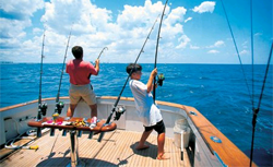 Ribolov na moru - Sv. Filip i Jakov